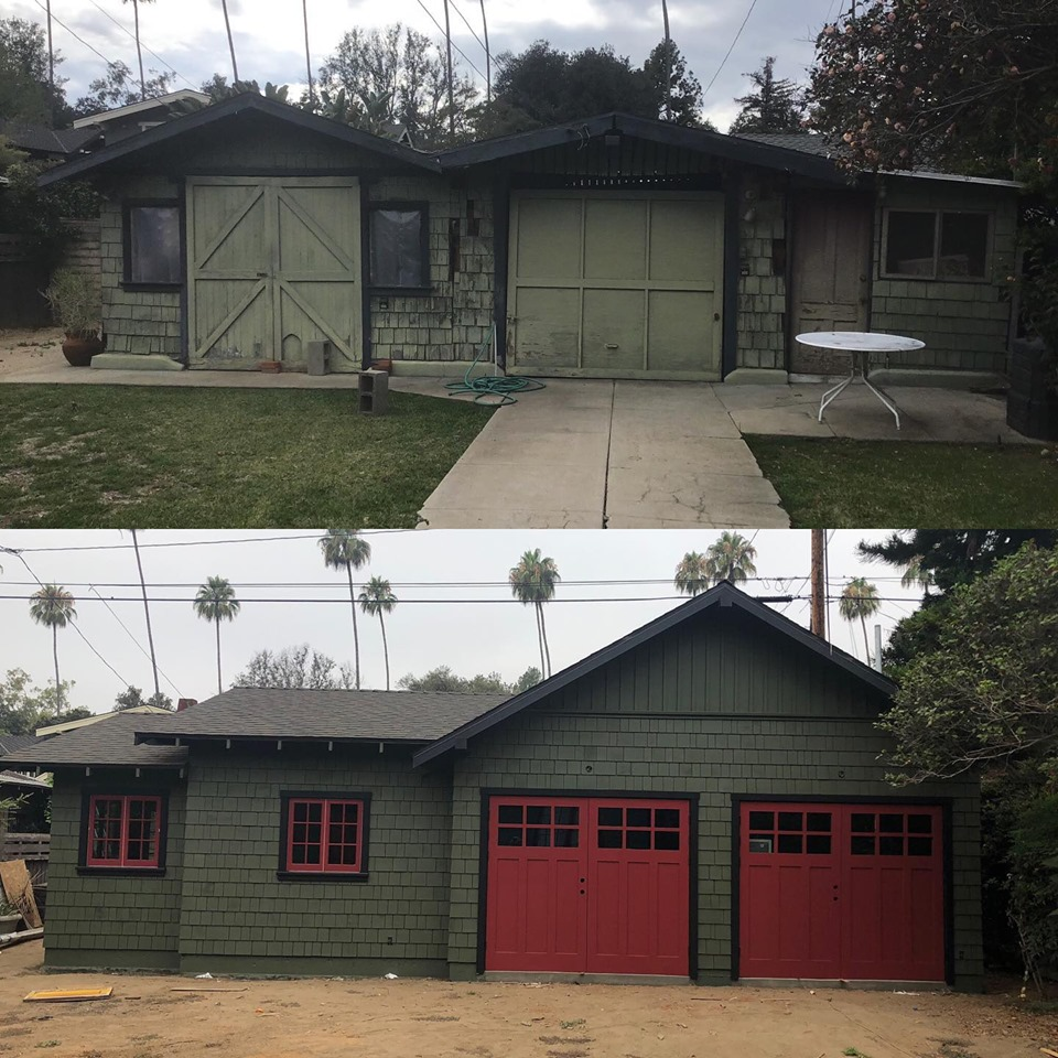 Exterior Painting Project in South Pasadena